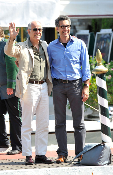 Celebrity Sightings - Day Two:67th Venice Film Festival