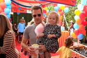 James Van Der Beek and Olivia Van Der Beek Photos Photo