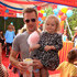 James Van Der Beek Olivia Van Der Beek Photos - (L-R) Actor James Van Der Beek and daughter Olivia Van Der Beek attend the John Varvatos 11th Annual Stuart House Benefit presented by Chrysler, Kids Tent by by Hasbro at John Varvatos Boutique on April 13, 2014 in West Hollywood, California. - John Varvatos 11th Annual Stuart House Benefit - Inside