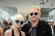Matt Sorum and Ace Harper Photos Photo