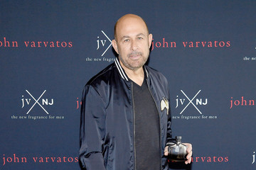 John Varvatos Nick Jonas And John Varvatos Launch Their New Fragrance JVxNJ Silver Edition