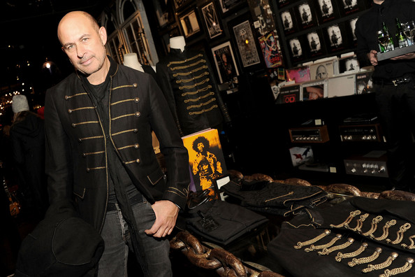 John Varvatos Launches The Jimi Hendrix By John Varvatos Capsule Collection