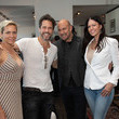 Shawn Christian and Krista Weissmuller