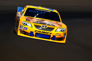 John Wes Townley Indianapolis Motor Speedway: Day 2