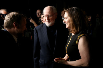 John Williams 'Star Wars: The Last Jedi' Premiere
