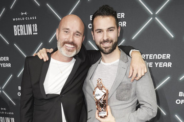 John Williams WORLD CLASS Bartender of the Year Competition In Berlin