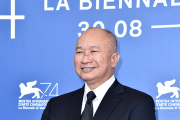 John Woo Zhuibu (Manhunt) Photocall - 74th Venice Film Festival