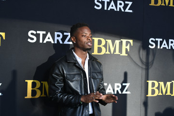 """Johnell Young STARZ Series """"BMF"""" World Premiere"""