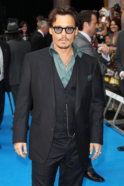 johnny depp pirates of the caribbean. Johnny Depp (UK TABLOID