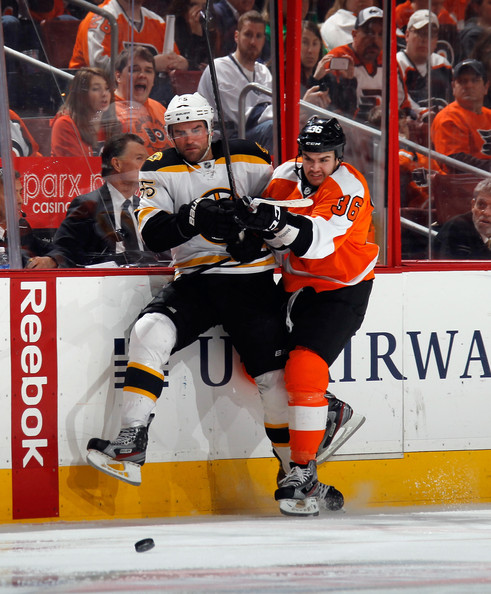 Johnny Boychuk Zac Rinaldo Photos