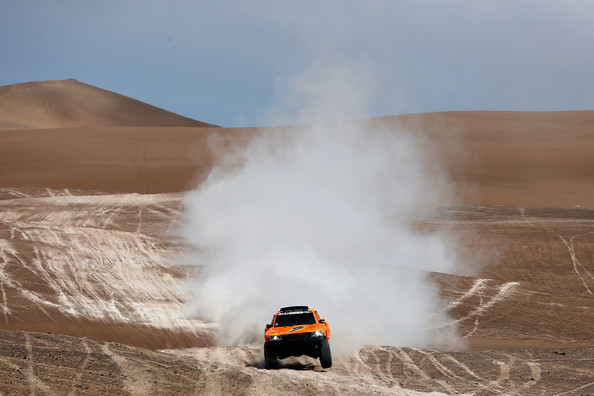 Dakar Rally: Day 10