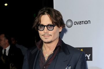 "Johnny Depp Film Independent At LACMA Presents ""The Rum Diary"" - Arrivals"