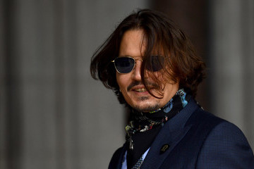 Johnny Depp Johnny Depp Libel Trial Enters Third Week