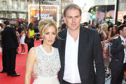 Gillian Anderson and Mark Griffiths - The Biggest Celebrity Breakups of 2012