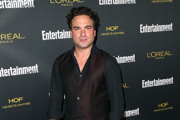 Johnny Galecki Entertainment Weekly's Pre-Emmy Party