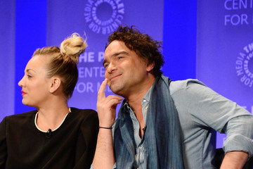 Johnny Galecki The Paley Center for Media's 33rd Annual PaleyFest Los Angeles - 'The Big Bang Theory' - Inside