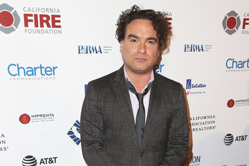 Johnny Galecki California Fire Foundation's 5th Annual Gala - Arrivals
