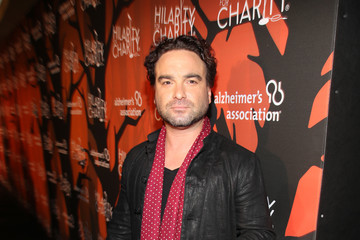 Johnny Galecki Hilarity for Charity's 5th Annual Los Angeles Variety Show: Seth Rogen's Halloween