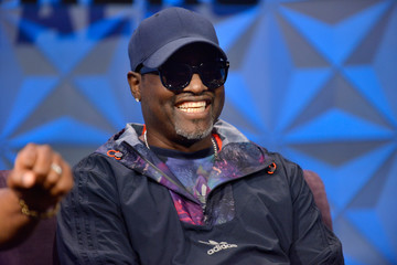 Johnny Gill 2017 BET Experience - Genius Talks Sponsored by AT&T - Day 1