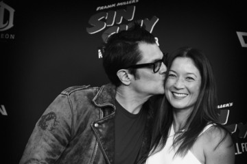 Johnny Knoxville Alternative Views of the 'Sin City: A Dame to Kill For' Premiere