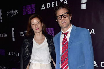 Johnny Knoxville P.S. Arts' The Party - Arrivals