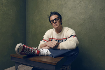 Johnny Knoxville Sundance Film Festival Portraits: Day 4