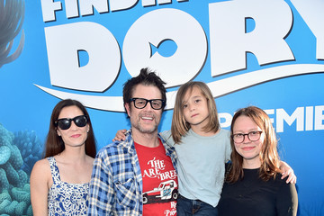 Johnny Knoxville The World Premiere of Disney-Pixar's 'Finding Dory'