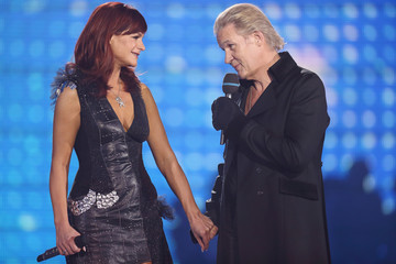 Johnny Logan Andrea Berg 'Die 20 Jahre Show'