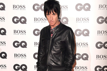 Johnny Marr GQ Men Of The Year Awards 2018 - Red Carpet Arrivals