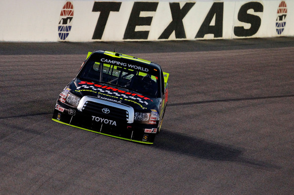 Johnny Sauter Pictures Texas Motor Speedway Day 1 Zimbio