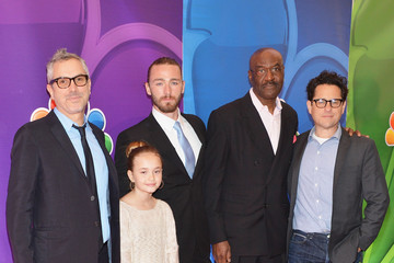 Johnny Sequoyah Red Carpet at the NBC Upfront Event in NYC