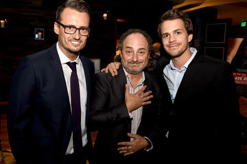 Johnny Simmons Premiere of Momentum Pictures' 'The Late Bloomer' - After Party
