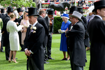Johnny Weatherby Royal Ascot 2015 - Day 2