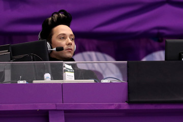 Johnny Weir Figure Skating - Winter Olympics Day 7
