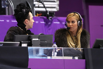Johnny Weir Figure Skating - Winter Olympics Day 12