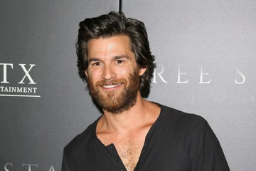Johnny Whitworth Premiere Of STX Entertainment's 'Free State Of Jones' - Arrivals