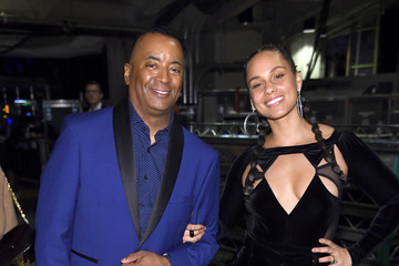 Johnny Wright 60th Annual GRAMMY Awards - Backstage