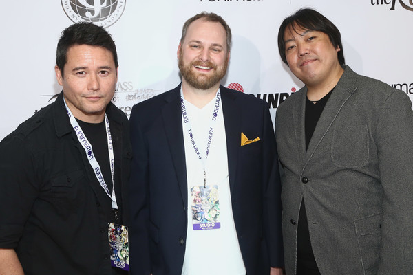 'Code Geass: Lelouch Of The Re;surrection' Los Angeles Dub Premiere