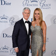 Jon B. Turk 2016 Princess Grace Awards Gala With Presenting Sponsor Christian Dior Couture - Inside
