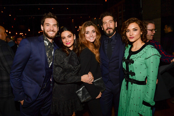 'Marvel's The Punisher' Los Angeles Premiere - After Party