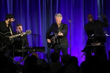 Jon Bon Jovi The Hospital For Special Surgery 35th Tribute Dinner - Inside