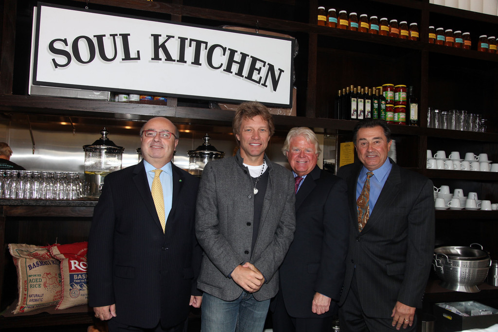 jon bon jovi photos photos jon bon jovis soul kitchen opening celebration zimbio - Jon Bon Jovi Soul Kitchen