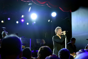 Jon Bon Jovi SiriusXM Presents Bon Jovi Live at the Faena Theater in Miami During Art Basel