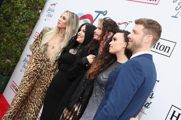 Jon Foster Steven Tyler's 2nd Annual Grammy Awards Viewing Party To Benefit Janie's Fund Presented By Live Nation - Red Carpet