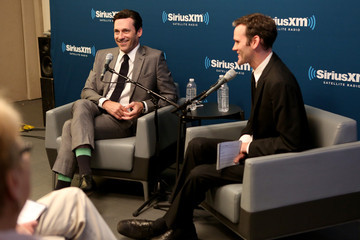 Jon Hamm SiriusXM Town Hall with Jon Hamm