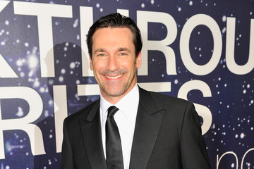 Jon Hamm Breakthrough Prize Awards Ceremony