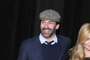 Jon Hamm 'Into the Woods' Premieres in NYC