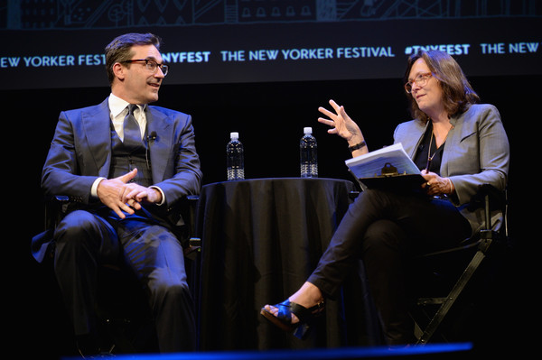 The 2017 New Yorker Festival - Jon Hamm Talks With The New Yorker's Susan Morrison