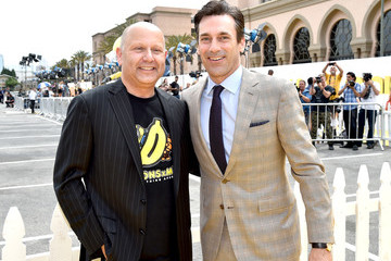 Jon Hamm Premiere of Universal Pictures and Illumination Entertainment's 'Minions' - Red Carpet