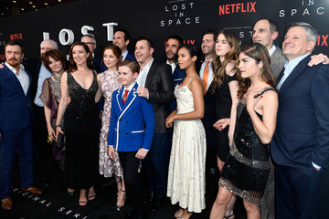 Jon Jashni Premiere Of Netflix's 'Lost In Space' Season 1 - Arrivals
